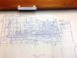 Bid Room Estimate from Blueprints for Air Duct Cleaning