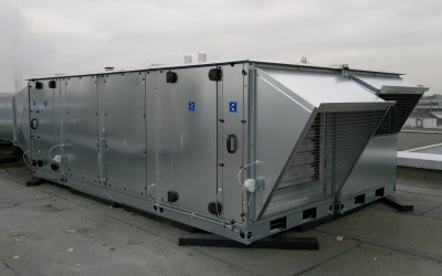 Commercial Air Handler Cleaning in Cypress, Houston, Pearland, Sugar Land, and The Woodlands