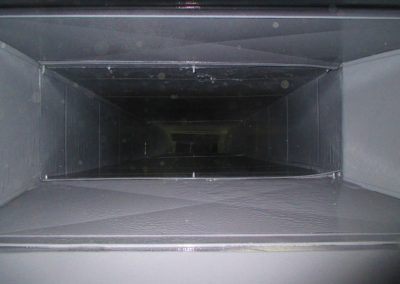 After supply duct