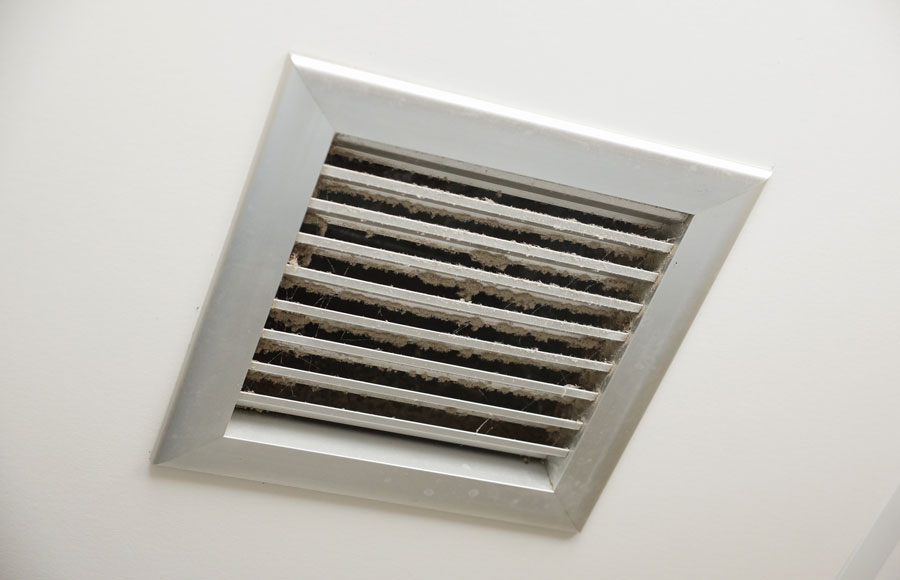 Air Duct Mold Remediation in Houston, The Woodlands, and Cypress, TX
