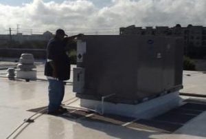 Commercial Air Handler Unit Cleaning in Austin, TX